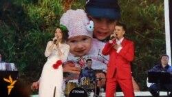 Илнар Ялалов гаиләсе белән концерт куйды