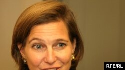 ویکتوریا نولاند، سخنگوی وزارت امور خارجه آمریکا