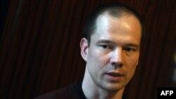 Российский активист Ильдар Дадин.