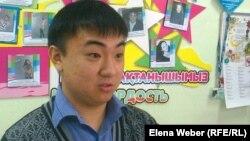 Теміртаулық жас маман Алексей Ли. 17 шілде 2013 жыл.