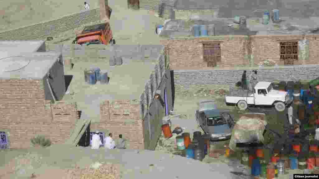 روستای باتک، منطقه مینان، شهرستان سرباز