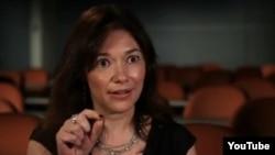 Мария Чудновская, лауреат премии MacArthur Foundation