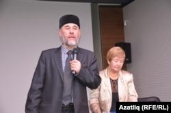 Фатыйх Гарифуллин Коръән укый