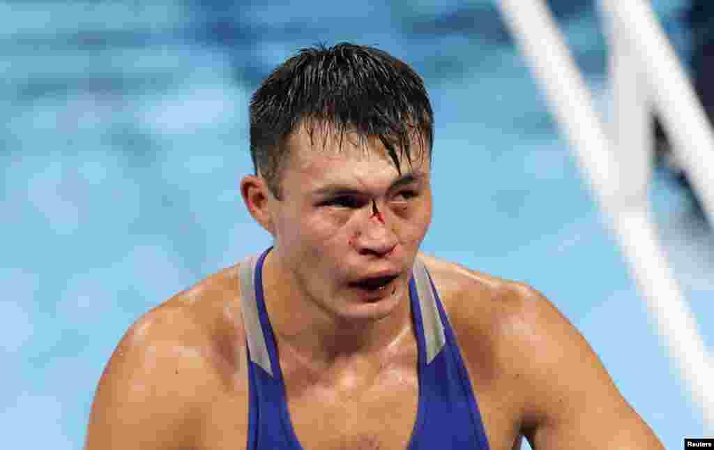 Таким образом, Камшыбек Кункабаев проиграл в полуфинальном поединке в Токио. Он получит бронзовую награду Олимпийских игр.В финальной схватке Торрес встретится с Баходиром Жалоловым из Узбекистана