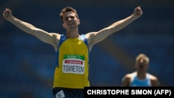 Український спортсмен Ігор Цвєтов є дворазовим чемпіоном Олімпіади-2016 у Ріо-де-Жанейро