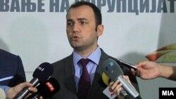 Вицепремиерот задолжен за европски прашања Бујар Османи.