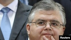 Mexico's central bank governor, Agustin Carstens
