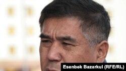 Асқар Сүлейменов, Өзбекстаннан келген оралман үлескер. Астана, 1 қараша 2010 жыл
