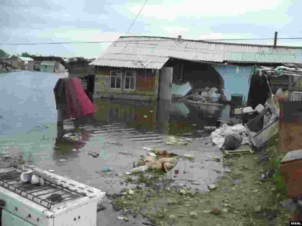 Разрушительное наводнение в Шаныраке #5