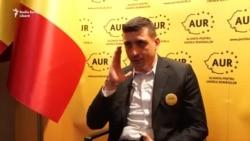 VIDEO George Simion: consultanții de la alte partide să vină la noi, la training