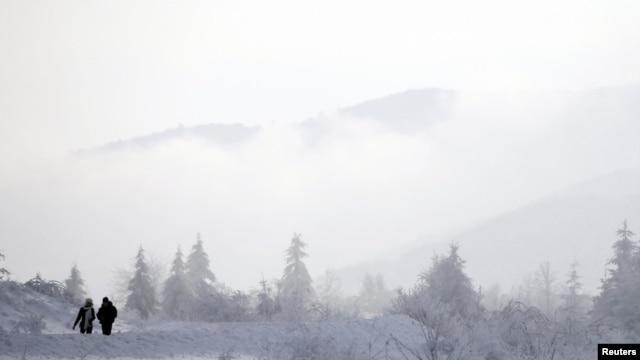U Srbiji 'doček smaka sveta' bio na planini Rtanj