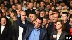 Претседателот на СДСМ и премиер Зоран Заев