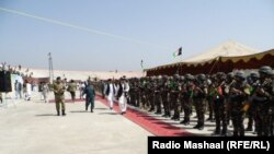 Afghanistan:celebration for Independence Day in Khost.