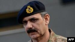 د پاکستاني پوځ ویاند مېجر جنرال عاصم باجوا
