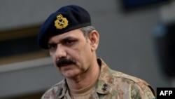 د پاکستان د پوځ ویاند جنرال عاصم باجوا