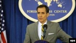 Zëdhënësi i Departamentit të Shtetit të SHBA-së, John Kirby.