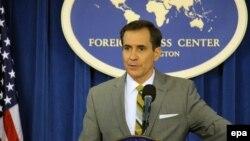 Джон Кирби, официальный представитель Госдепартамента США.