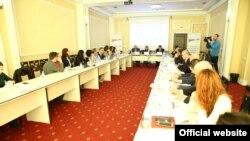 Imagine de la prezentarea Raportului Promo-Lex la Chișinău