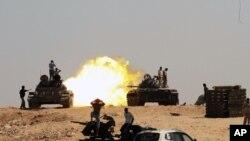 Sirte, Libi, shtator 2011.