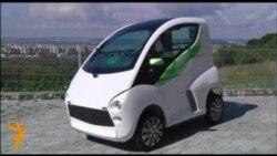 В Чехии запустили в производство первую машину для водителей-инвалидов