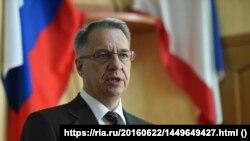 Андрій Безсалов, ексміністр транспорту підконтрольного Кремлю уряду в Криму