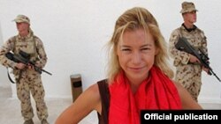 Marla Ruzicka (1976 - 2005).
