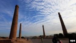 آرشیف/ نمای از شهر هرات