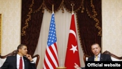 თურქეთი: ობამასა და ერდოანის აპრილის შეხვედრა