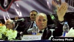 رئيس نادي القضاة المصري أحمد الزند