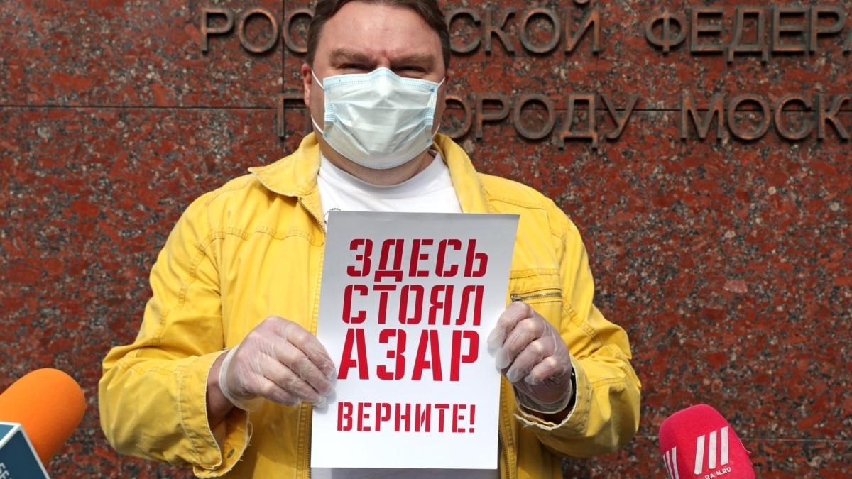 Полиция отпустила нескольких задержанных в Москве журналистов