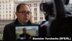 Arhiv resimi. Advokat Nikolay Polozov