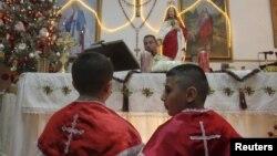 كنيسة للكلدان الكاثوليك العراقيين في عمان