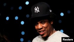 Рэпер Jay-Z.