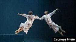 """""""Чайковский"""". Сцена из балета"""