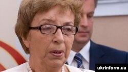 «Вона була дуже мужнім політв'язнем. А після звільнення 25 років віддала боротьбі українців за демократію»