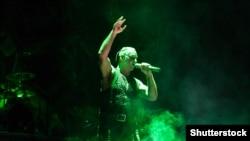 Канцэрт гурту Rammstein, 2012 год