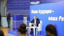 """Рөстәм Миңнеханов: """"Читтәге татарларга бик авыр"""""""