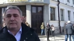 Александр Плиев - вице-спикер югоосетинского парламента