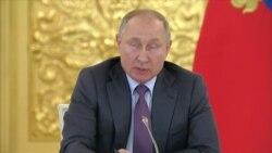 Путин на встреча с СПЧ о Пономарёве
