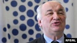 Ibrahim Spahić, foto: Midhat Poturović
