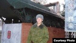 Александр Черепанов так и не сходил в свою последнюю увольнительную
