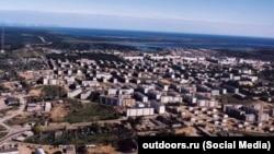Город Оха в Сахалинской области