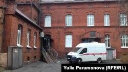 Больница в Багратионовске