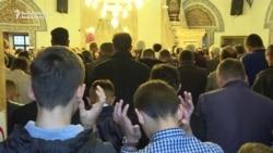 Muslims Celebrate Eid al-Adha, The Festival Of Sacrifice