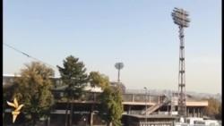 Stadion Partizana, poprište meča Srbije i Albanije