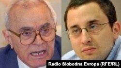 Simeon Pobulić (levo) i Filip Ejdus