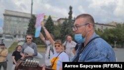 Задержанный за исполнение песни житель Новосибирска