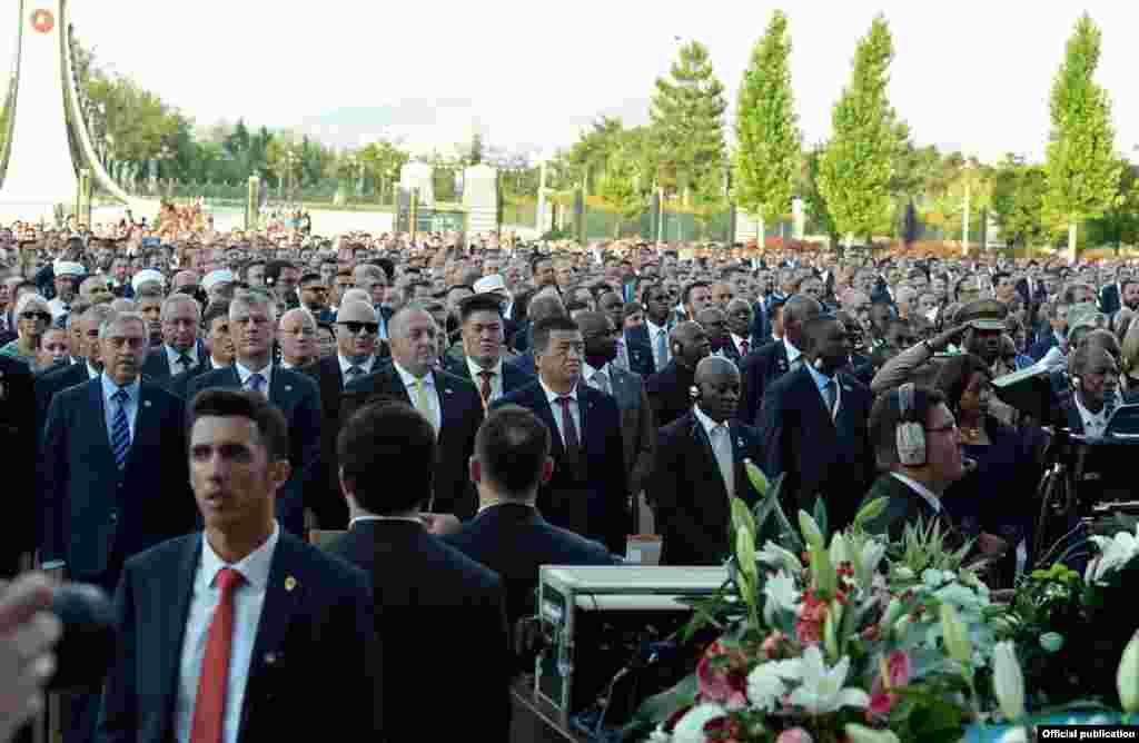 Эрдоган өлкө президенти болуп экинчи жолу шайланып жатат. 9-июлда анын бийлигин бекемдеген Баш мыйзам күчүнө кирди.