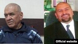 Худжа Каримов после и до ареста.