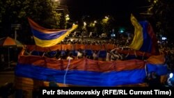 Протести в Єревані, 26 червня 2015 року